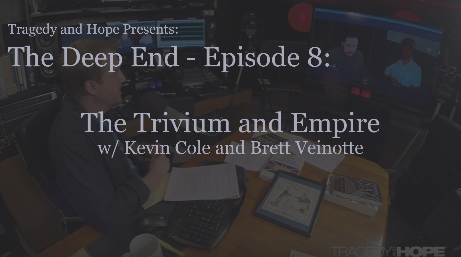 The Deep End - The Trivium and the Empire with kc and bv 001
